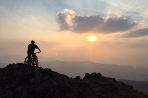 Mountain Biker Ben